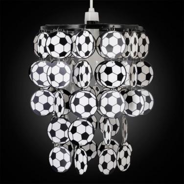 Football droplet pendant light shade football pendant lampshade 15858 2 aloadofball Images
