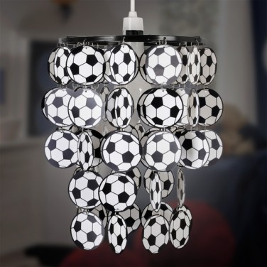 Football droplet pendant light shade football pendant lampshade 15858 mozeypictures Images