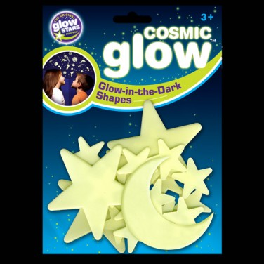 Glow In The Dark Stars (20 Pieces)