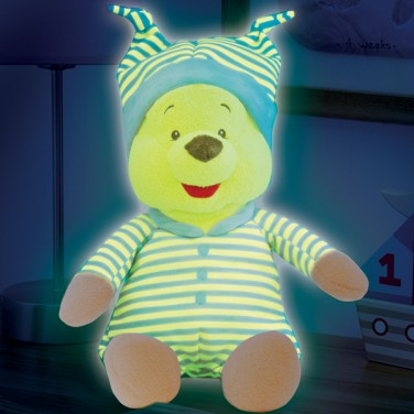 Glow Winnie The Pooh Bedtime Friend