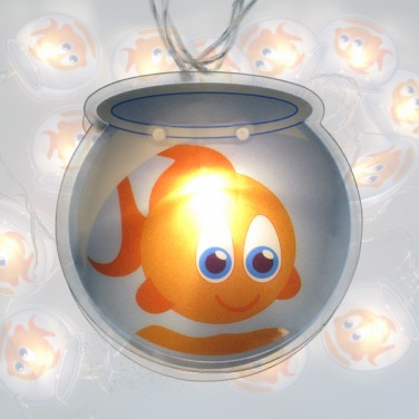 Goldfish Fairy Lights