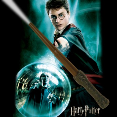 Harry Potter Voice Activated Wand Torch