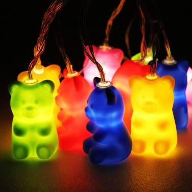 Jelly Bear String Lights