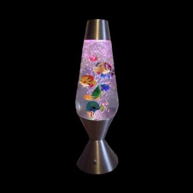 Aquarium Lava Lamp Mood Light