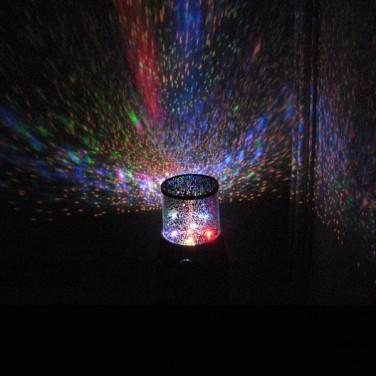 newest 08ad6 7d373 Led Galaxy Night Light
