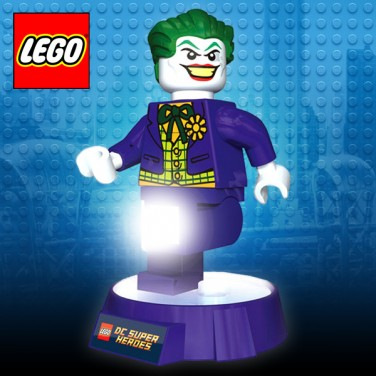Lego Joker Night Light