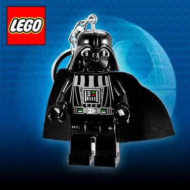 Darth Vader Lego Star Wars Led Key Light