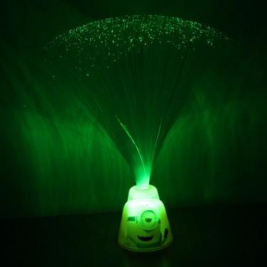 Minions Fibre Optic Lamp