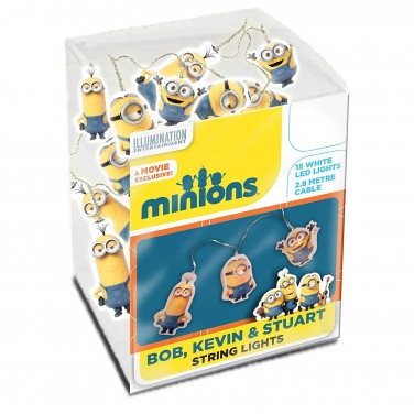 Kids Minions Fairy Lights