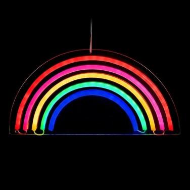 Neon Lights LED Rainbow