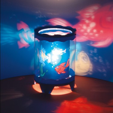 revolving table lamp night lights. Black Bedroom Furniture Sets. Home Design Ideas