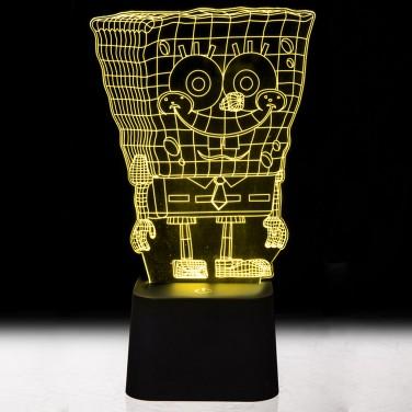 Spongebob Acrylic Mood Light