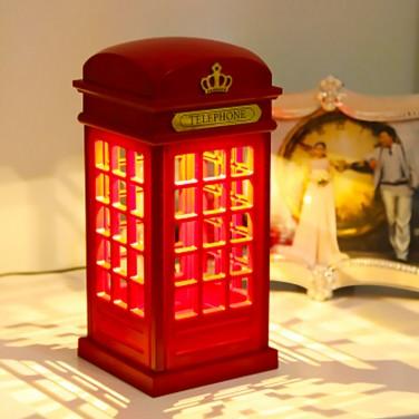 Telephone Booth Light