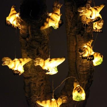 T Rex String Lights
