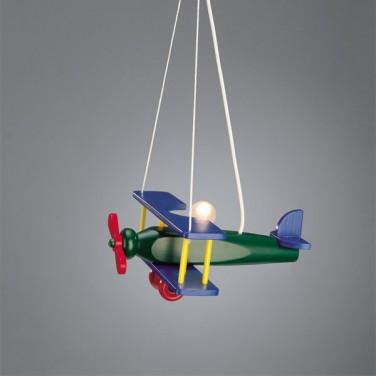 Kico Yumbo Aeroplane Pendant