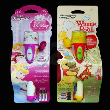 Disney Character Torches