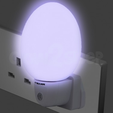 Plug In Automatic Sensor Night Light