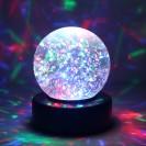 """3"""" Light Up Glitter Ball"""