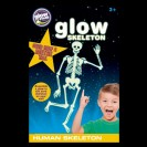 Glow Human Skeleton Sticker