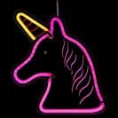 Neon Lights LED Unicorn
