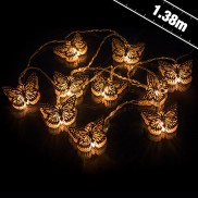 Battery Operated Butterfly String Lights