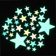 Colourful Glow Stars Superkit
