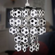 Football Pendant Lampshade  (15858)