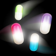 Glow in the Dark Jumping Beans