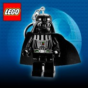 Darth Vader Lego Star Wars Led Key Light