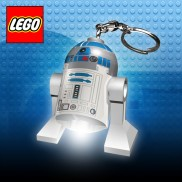 R2 D2 Lego Star Wars LED Key Light