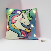 Unicorn Light Up Cushion