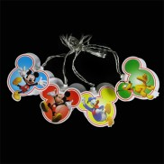 Mickey Mouse LED String Lights