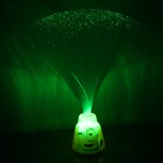 Minions Fibre Optic Lamp