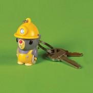 Mole Miner Keyring