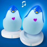 Penguin Musical Lullaby Night Light
