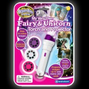 My Very Own Fairy and Unicorn Projector Torch