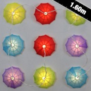 Parasol String Lights