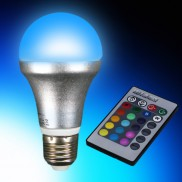 Rgb Led Colour Changing Bulb