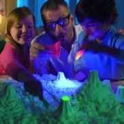 Sands Alive Glow Volcano