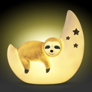 Sleepy Sloth Lamp