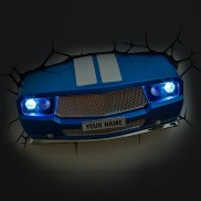 3D FX Car Decoration Light