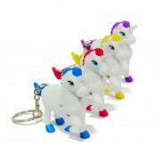 Unicorn Keyring (Single)